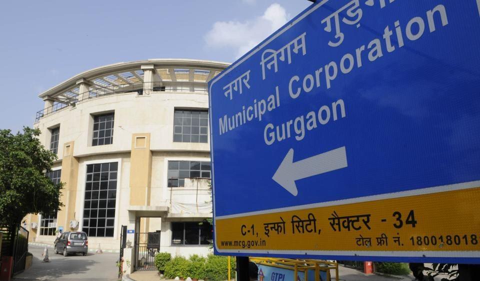 municipal corporation of Gurgaon,MCG,urban local bodies