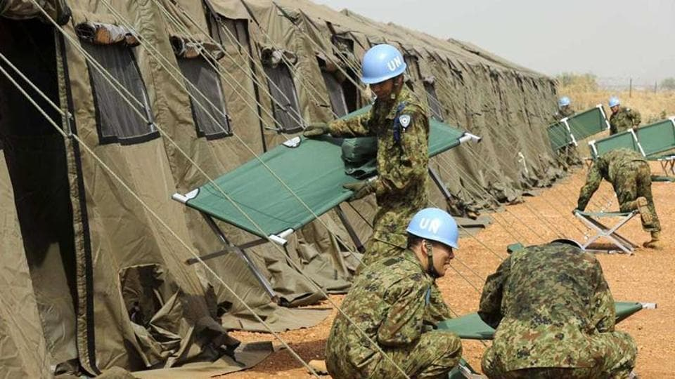 UN,Peacekeeping mission,Indian army