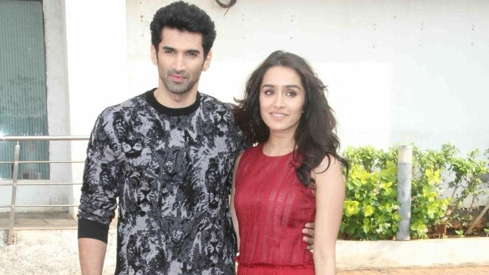 Aditya Roy Kapur and Shraddha Kapoor were rumoured to be dating each other during the shooting for Aashiqui 2. (IANS)