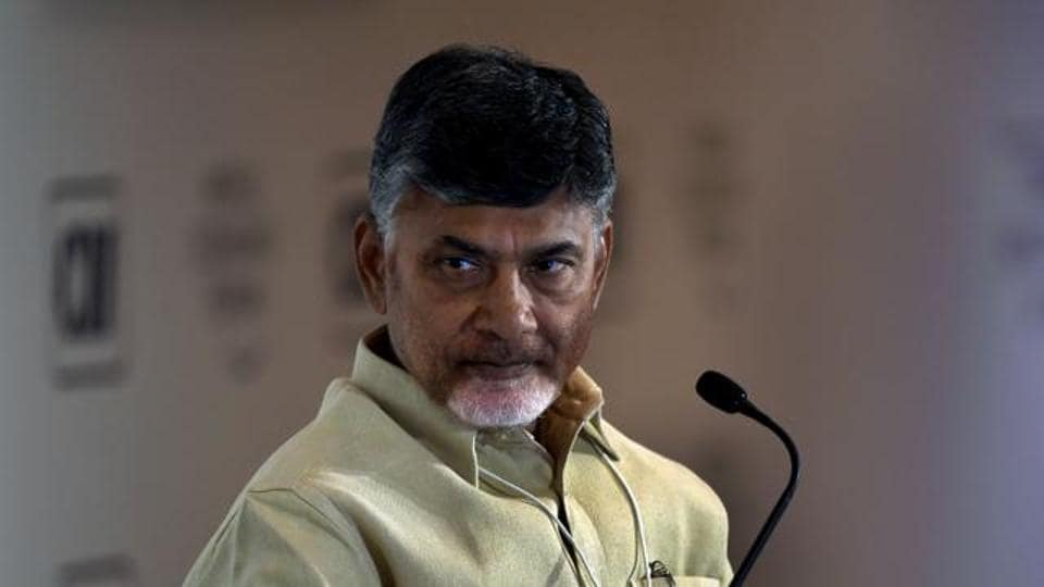 Chief Minister of Andhra Pradesh, N. Chandrababu Naidu sarcastically hailed  drunks better than ministers for quickly adapting the digital economy.