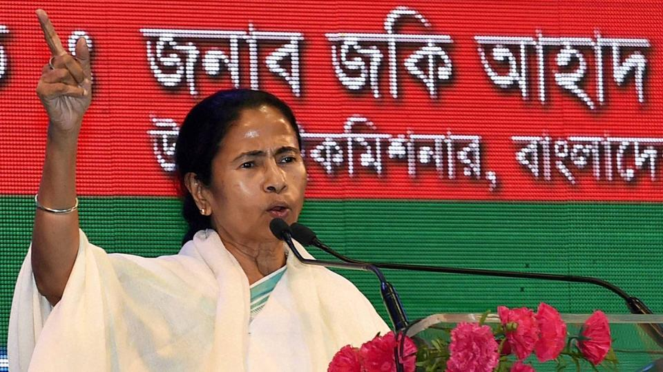 West Bengal chief minister Mamata Banerjee has locked horns with the central government over the demonetisation move