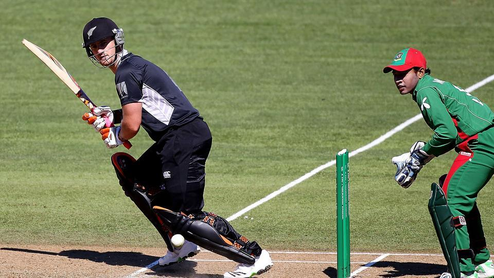New Zealand have recalled Neil Broom into the ODI squad for the upcoming series against Bangladesh.
