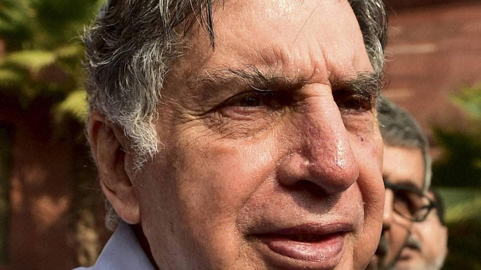 Ratan Tata,Tata Trust,Tata Sons