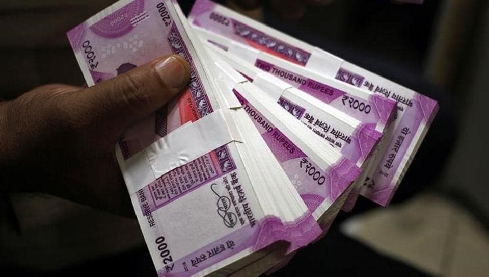 The government introduced 2,000 rupee banknotes after it scrapped 1,000 and 500 rupee banknotes on November 9, 2016.