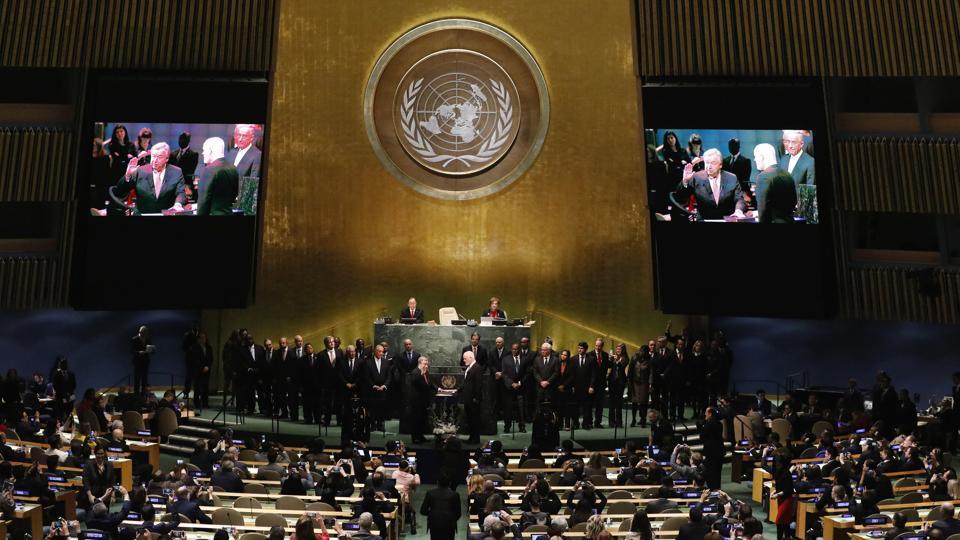 United Nations,Terrorism,India