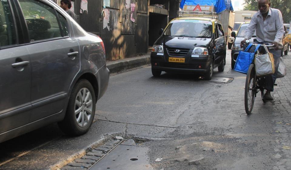 mumbai,mumbai news,road scam