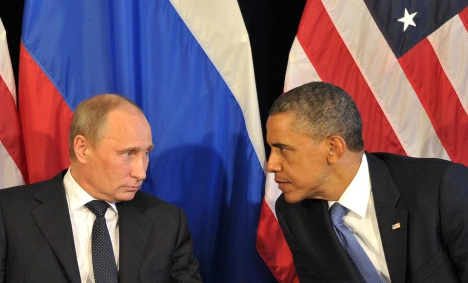 According to the White House, US president Barack Obama personally warned Russian President Vladimir Putin of consequences in a meeting on the sidelines of the G-20 meeting in China in September.