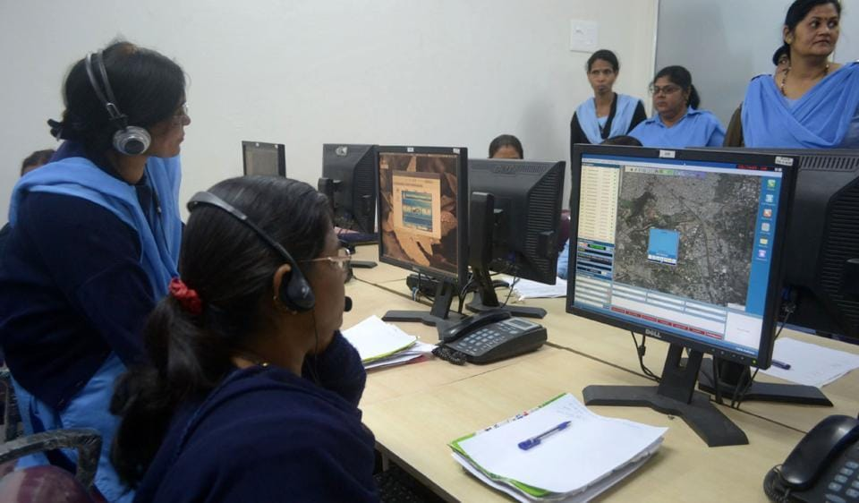 The matter came to light when a student from Chennai called up 1090 trying to locate her friend.