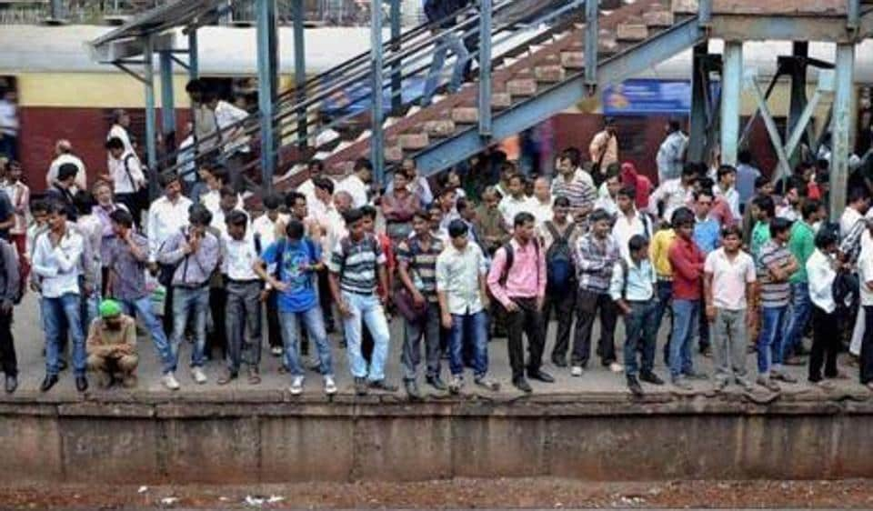 According to railway sources, 252 peoplediedin the satellite city while crossing railway tracks or falling from trains in 2015 compared to 205 in 2014.