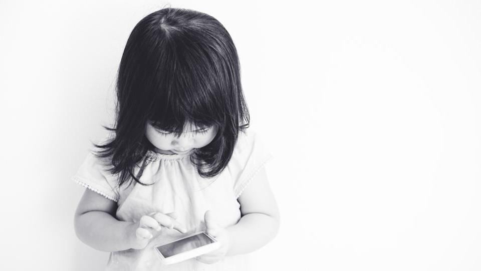 For children older than two years, screen use must be limited to one hour or less a day.