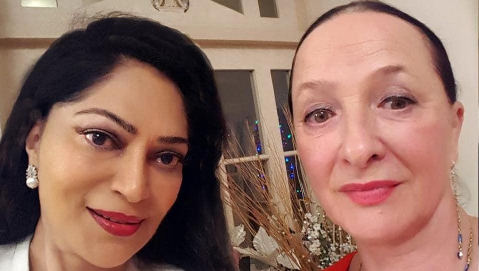Simi Grewal,Ksenia Ryabinkina,Kareena Kapoor