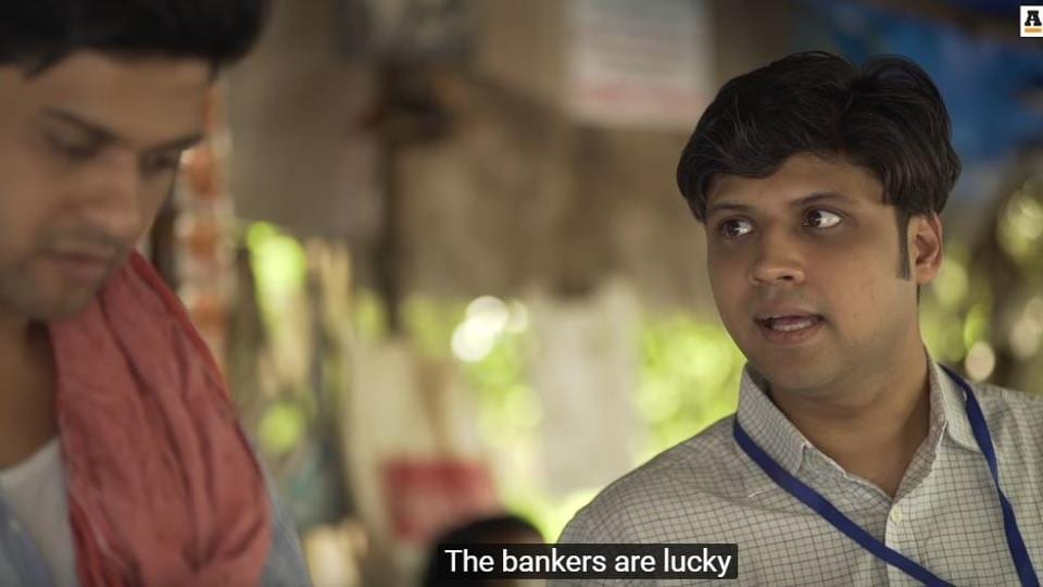 Demonitisation,Raees spoof,A Wednesday spoof