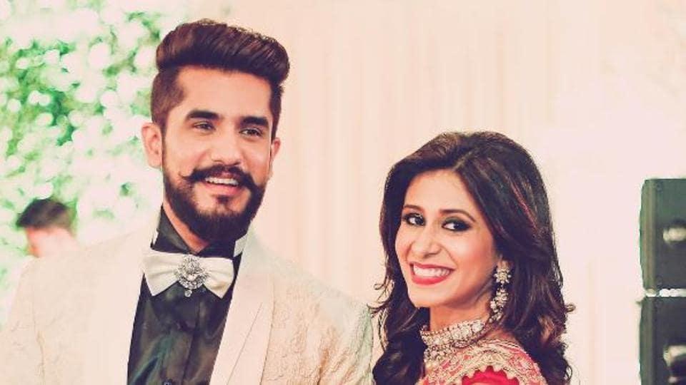 Suyyash and Kishwer got married on Friday, December 16 at Novotel Mumbai Juhu Beach.