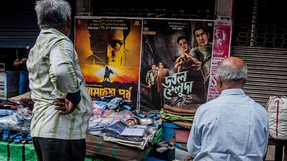 Double Feluda and Byomkesh Pawrbo are running to packed houses.