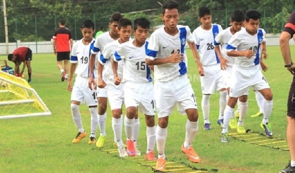 The national team for next year's Fifa U-17 World Cup does not have a single player from Goa  in its ranks.