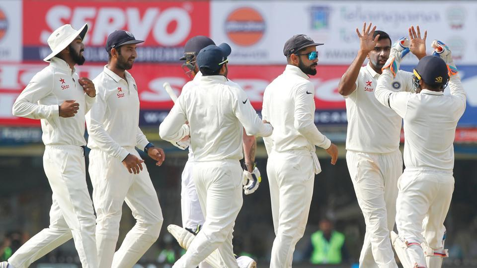 Ravichandran Ashwin got India off to a great start on day 2 of the Chennai Test as he dismissed Ben Stokes for 6. (BCCI)