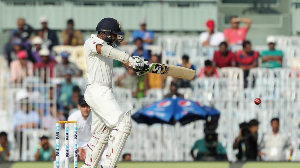 Parthiv Patel and KL Rahul got off to a solid start. (BCCI)