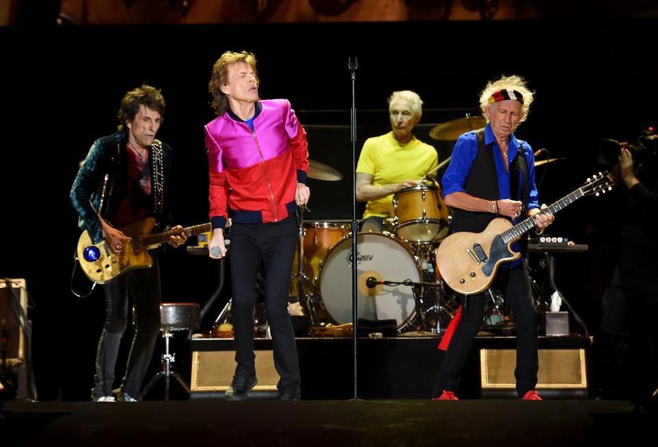 The Rolling Stones, who turned 54 this year, have for the first time dropped an album with covers of old blues songs