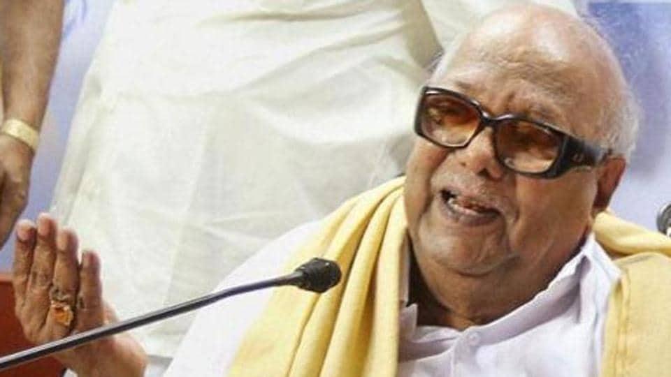Rahul Gandhi,DMK president,Karunanidhi health