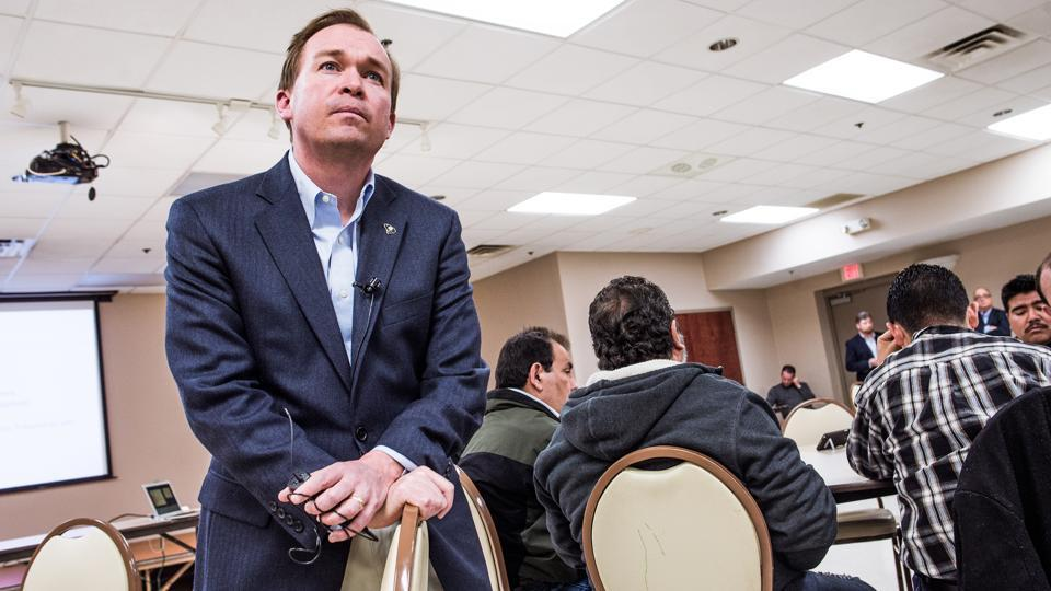 South Carolina Representative Mick Mulvaney is a tough-on-spending conservative and an advocate of balancing the federal budget.