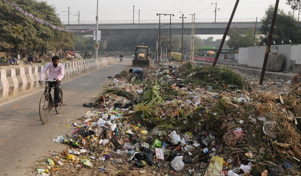Noida,Delhi,sanitation