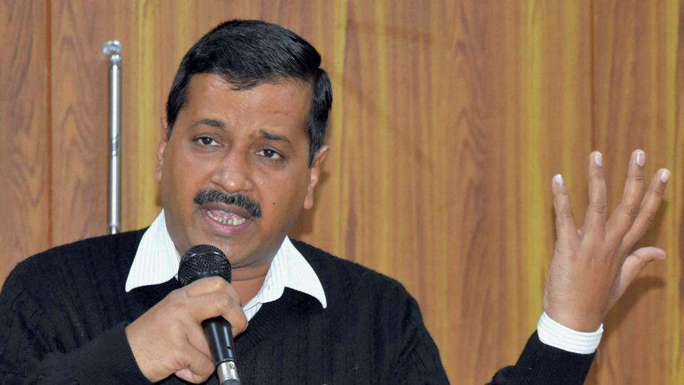 AAP chief,Arvind Kejriwal,Political parties' funding