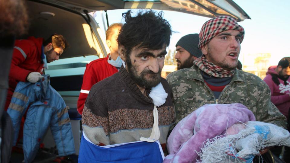 Aleppo bombings,Syria war,Aleppo evacuation