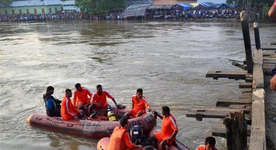 Delhi students drowned