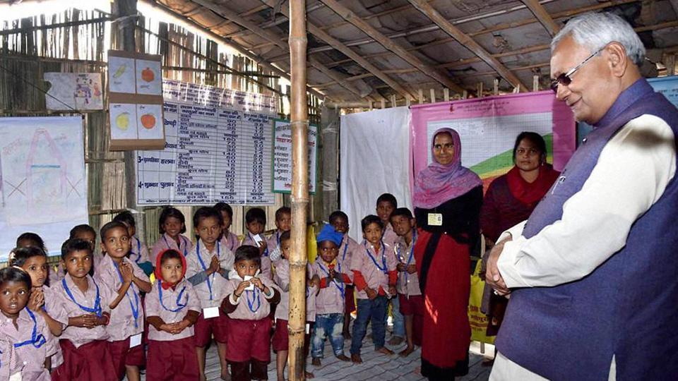 Bihar chief minister,Nitish Kumar,Smart village