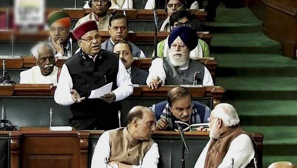 Parliament,WInter Session,Lok Sabha