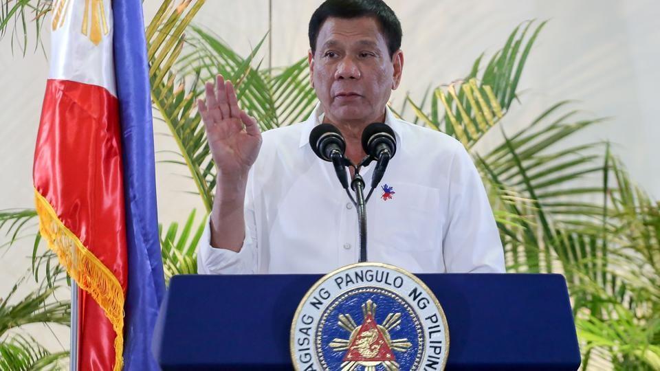 Rodrigo Duterte,Philippines,US Military base