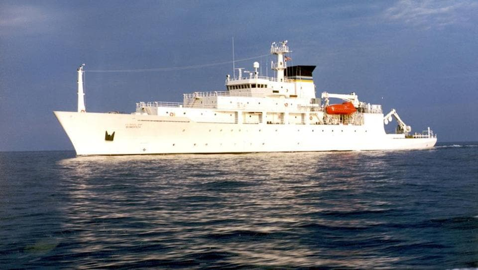 "The oceanographic Survey Ship, USNS Bowditch, was retrieving a pair of ""naval gliders,"" one of them was seized by Chinese submarine in the South China Sea."