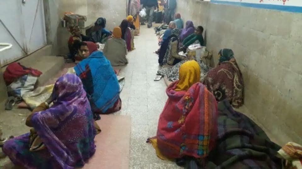 sterilisation camp in MP