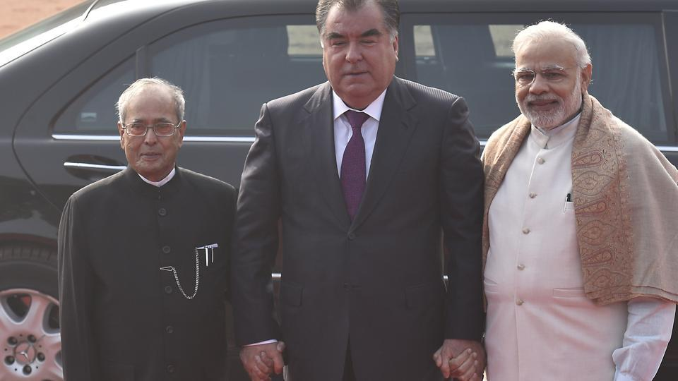 Tajikistan,India-Tajikistan ties,Pacts