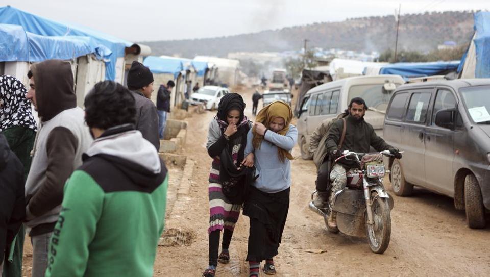 Aleppo,Evacuation in Aleppo,Syrian civil war