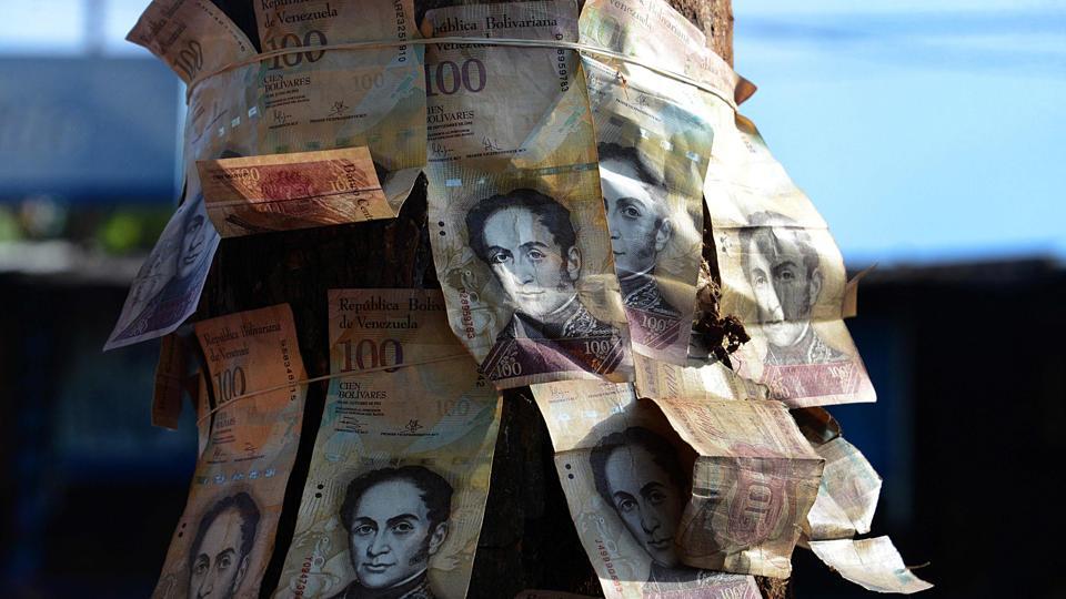 Venezuela cash crunch,Venezuela economy,Venezuela protests