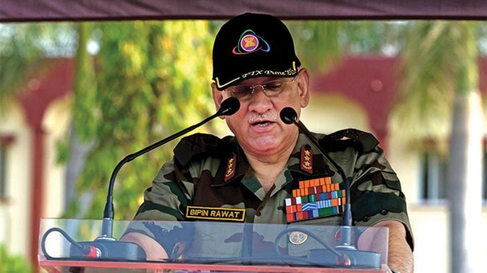 Congress and the Left have questioned the appointment of new army chief LtGen Bipin Rawat who superseded two officers.