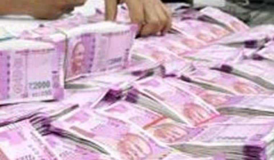 ED officials said at least Rs69 crore to be used for such purchases was deposited in the bank accounts of south Mumbai's bullion market traders.