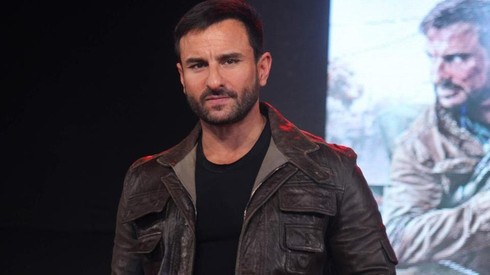 Saif Ali Khan says he is going to be very selective from now on.