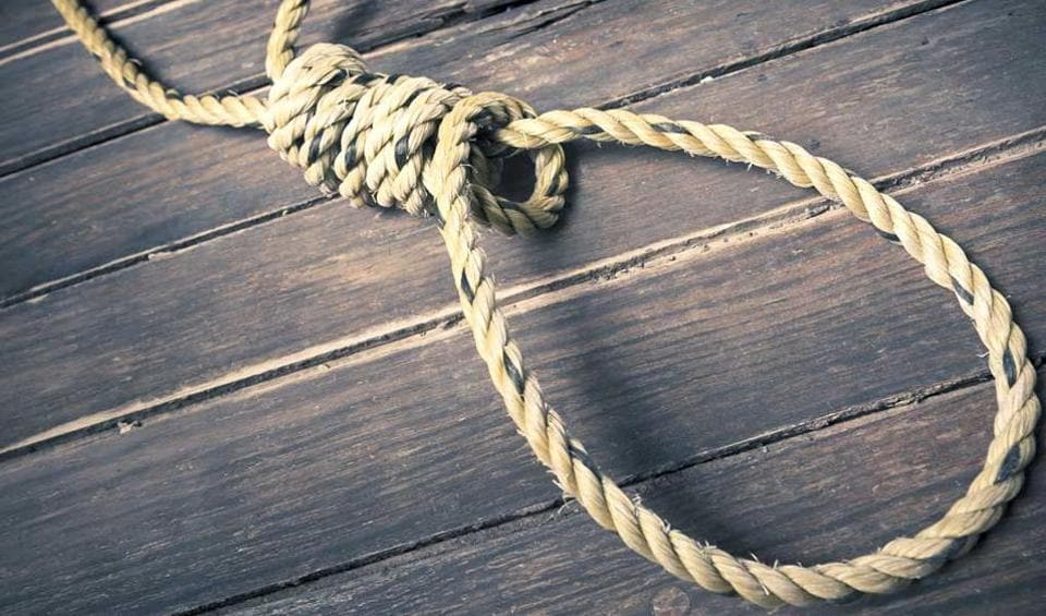 The girl had hanged herself at their residence on Wednesday.