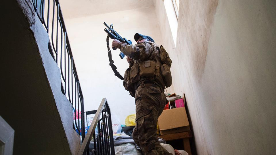 Mosul,Islamic State,Human Rights Watch