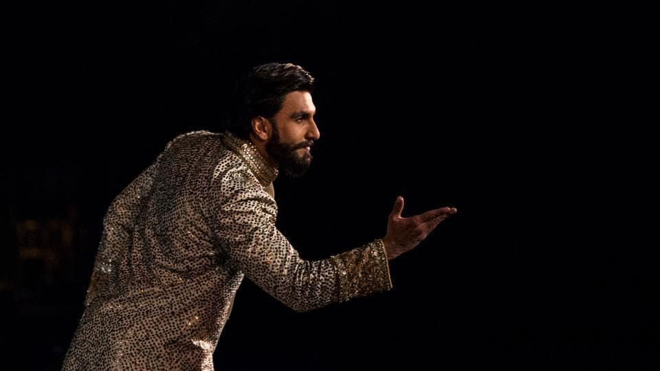 The period drama, directed by Sanjay Leela Bhansali, will feature Ranveer as Alauddin Khilji, the medieval-era Delhi ruler, who fell in love with queen Padmavati.