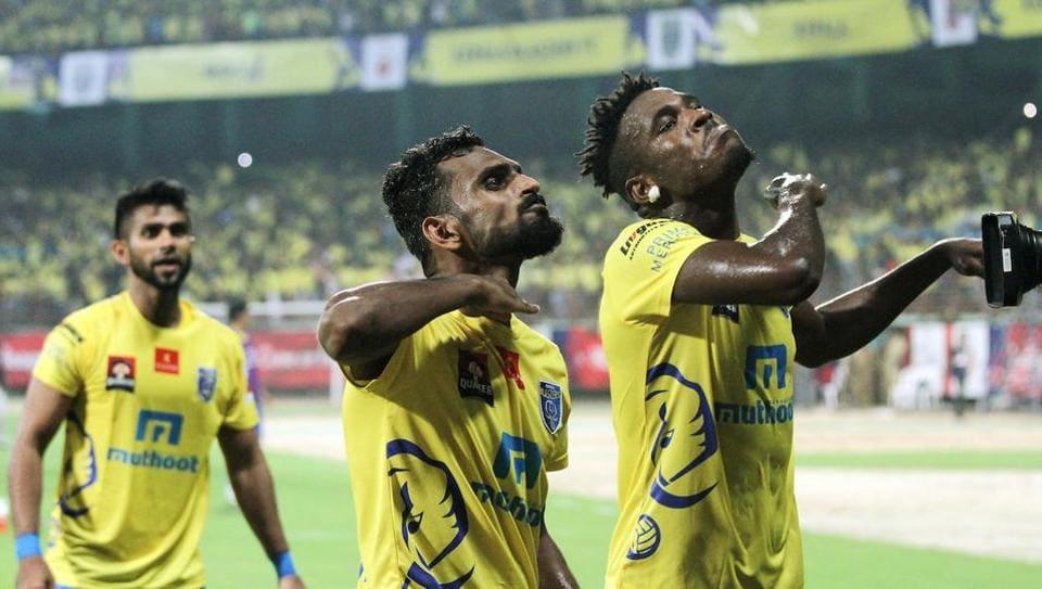 Kerala Blasters,Steve Coppell,ISL