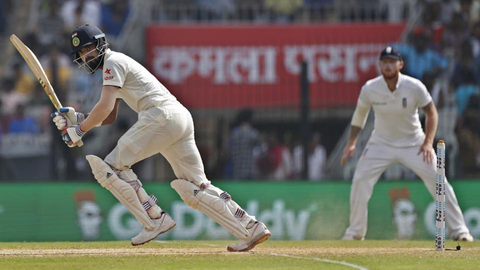 KL Rahul, who crossed his first 50 mark in a home Test, was unbeaten on 89 at lunch on Day 3 of the India vs England ChennaiTest.