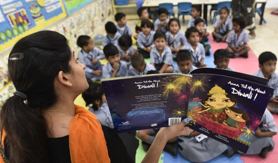Officials said their month-long 'Every Child Can Read' campaign, which concluded on November 14, found that over a lakh students progressed and were able to read their textbooks.