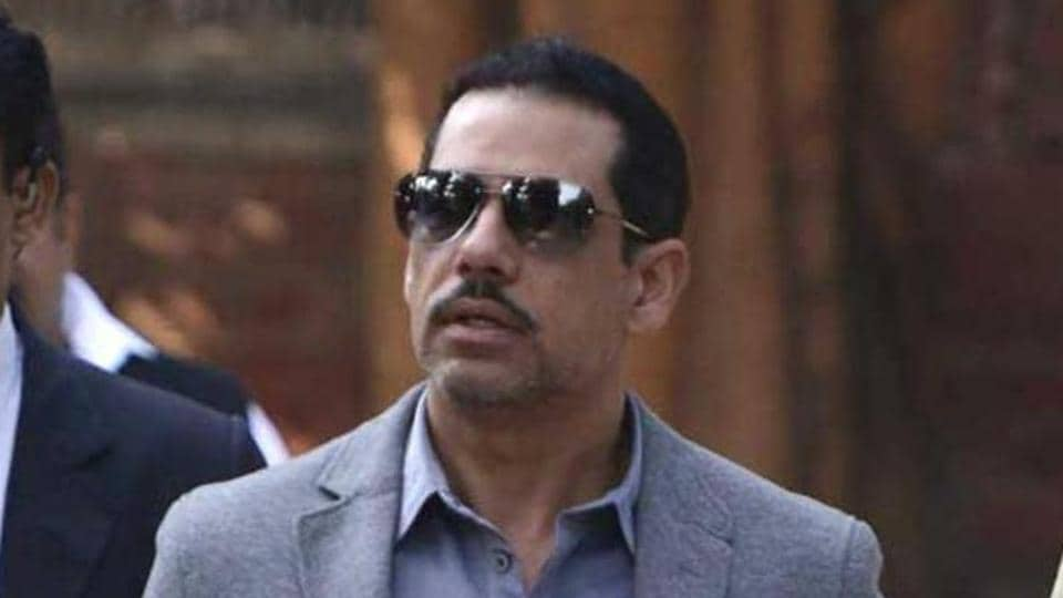 The Enforcement Directorate has summoned a company linked to Robert Vadra, the son-in-law of party president Sonia Gandhi