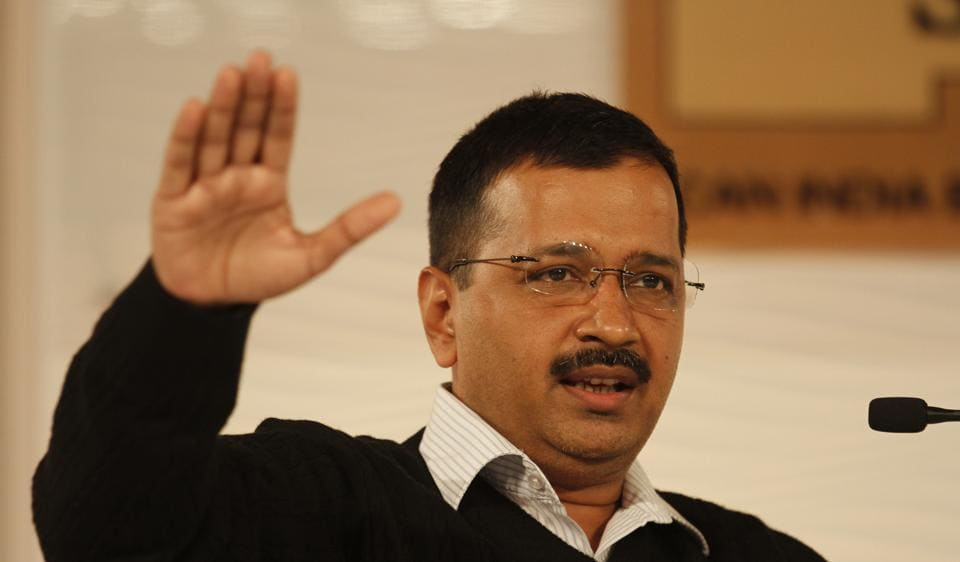 AAP holds dance shows,Kejriwal rally,Aam Aadmi Party