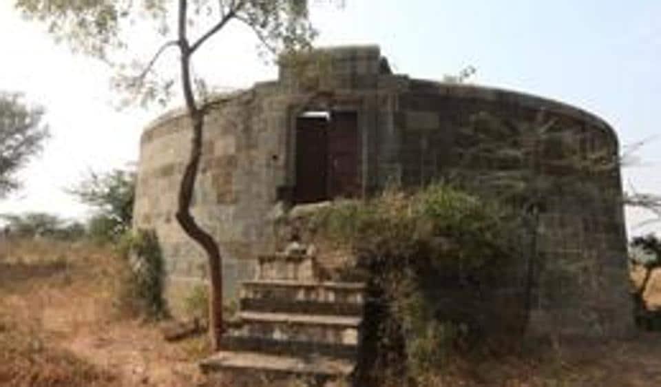 Doongerwadi,tower of silence,Wilson College