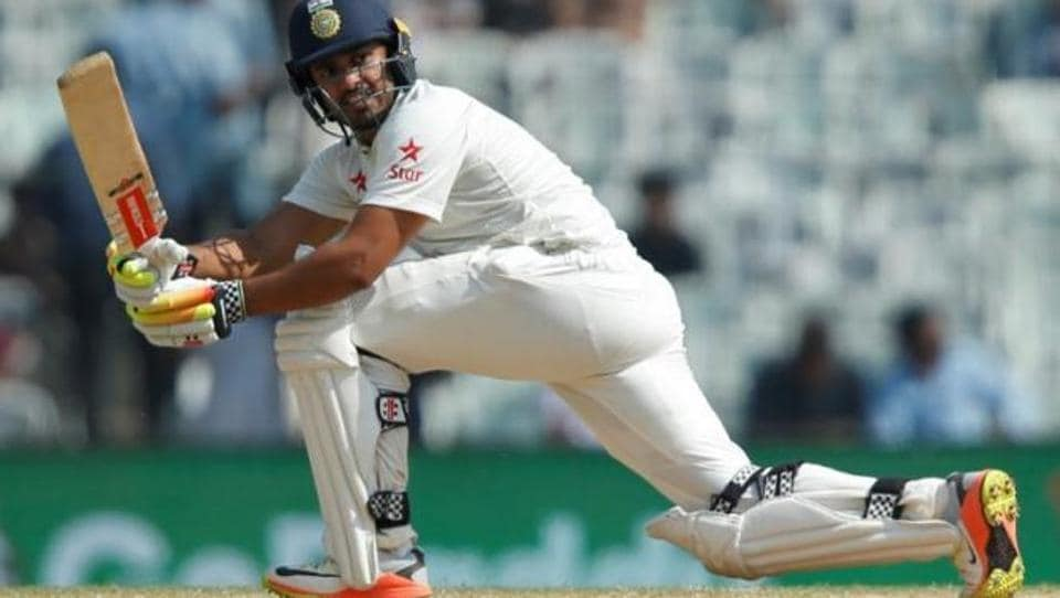 Karun Nair scored a triple century on Day 4 of the fifth and final test between India vs England in Chennai on Monday.