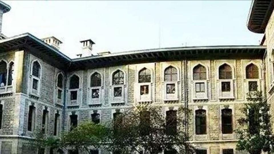 File photo of Istanbul Lisesi, a state-run high school that offers a curriculum in German and Turkish.